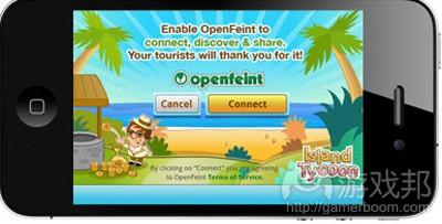 openfeint(from venturebeat)