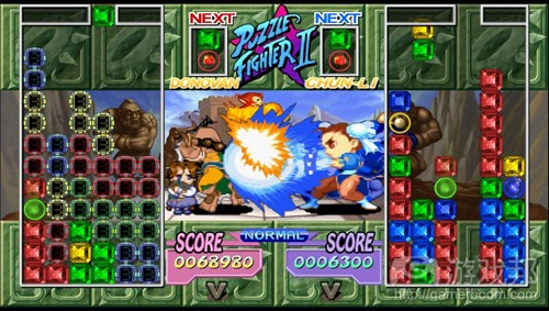 super puzzle fighter 2(from fightersgeneration.com)