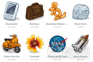virtual goods(from gigaom)
