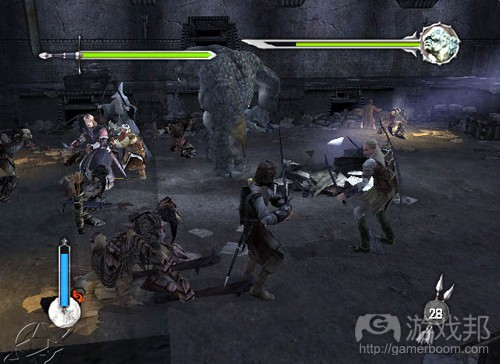 指环王:双塔奇兵(from xbox.ign.com)