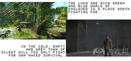 环境(from howtonotsuckatgamedesign)
