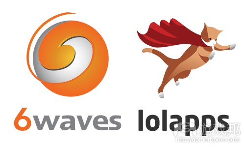 6waves lolapps logos(from androidified.eventbrite.com)