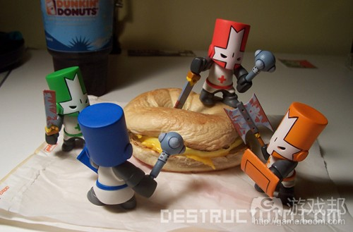 Castle Crashers(from gamasutra)