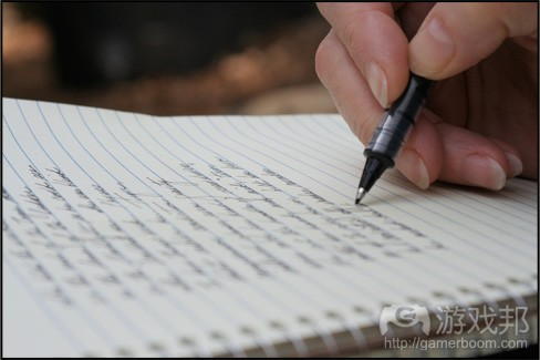 Pen and Paper(from whatdidshesay.ca)
