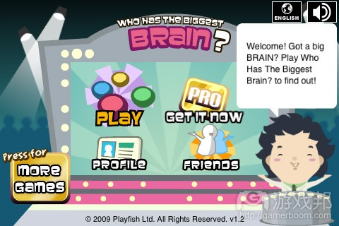 Who Has the Biggest Brain(from smartappli)