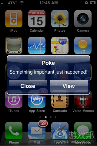 poke(from smartappmarketing)