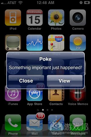 poke(from smartappmarketing)