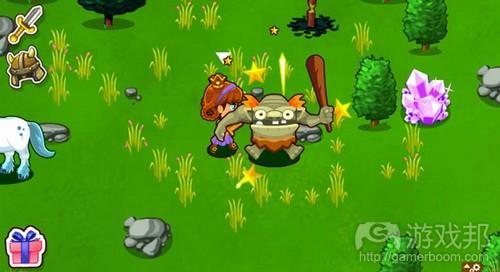 wooga magic troll from gamasutra.com