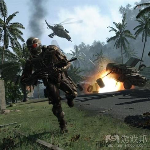 孤岛危机(from games)