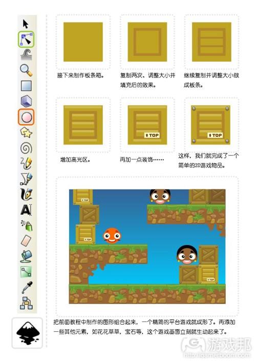 教程图5(from gamaustra)