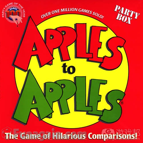 Apples to Apples(from games)