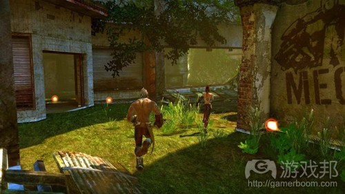 Enslaved(from gamasutra)