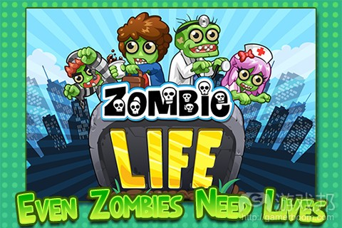 Zombie Life(from insidemobileapps)