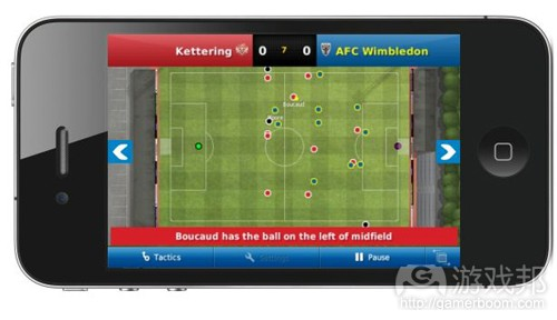 football manage handheld(from soccergaming.com)