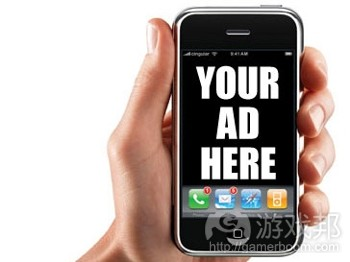 mobile ad(from blog.inner-active.com)