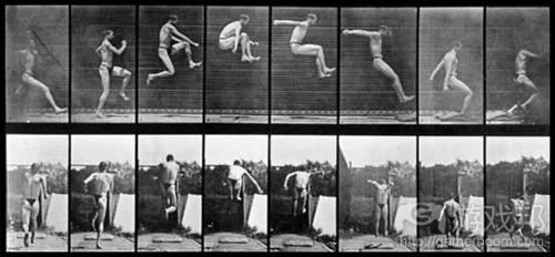 人体在运动过程中的伸展与收缩现象(from gamasutra)