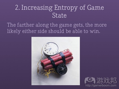 Entropy of game state(from gamasutra)