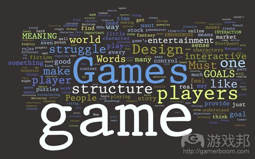 I Have No Words & I Must Design(from gamedesignconcepts.pbworks.com)
