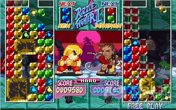 Puzzle Fighter(from from-thegameprodigy)