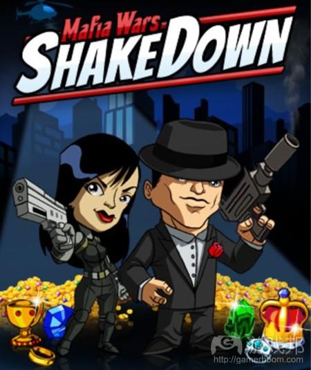 Mafia Wars Shakedown(from games)