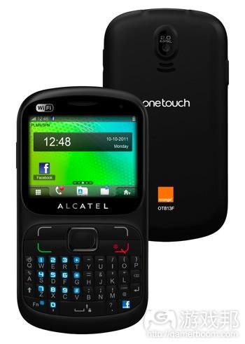 Orange mobile phones(from readwriteweb)