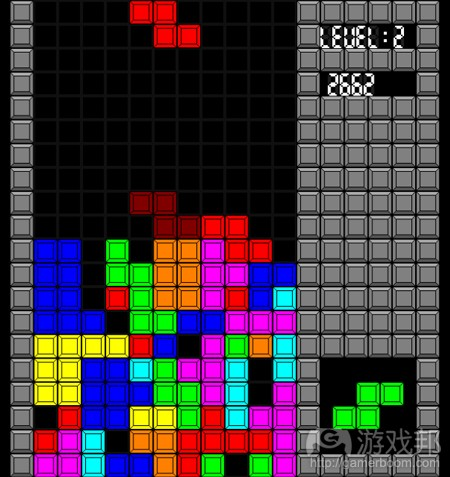Tetris(from savageorganizing.blogspot)