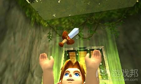 Zelda:Ocarina of Time(from news.cnet.com)