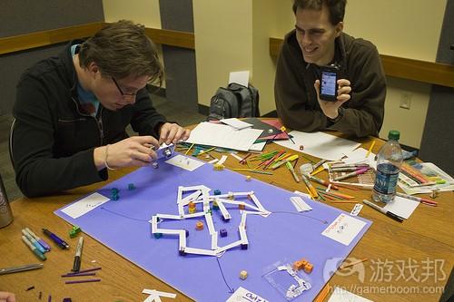 简化游戏原型设计 保证调整方向的灵活性