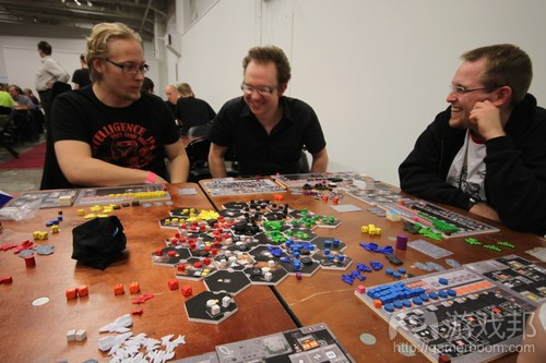 boardgame playtesting(from boardgamegeek.com)