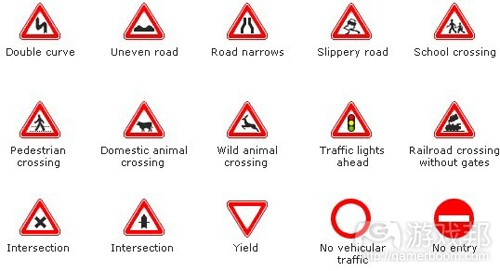 road signs(from takeinitiative)