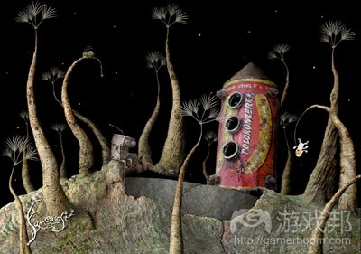 samorost 2(from samorost2.com)