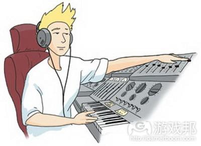 sound designer from gamecareerguide.com