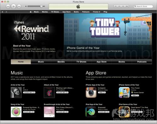 App Store-rewind(from macmagazine.com)