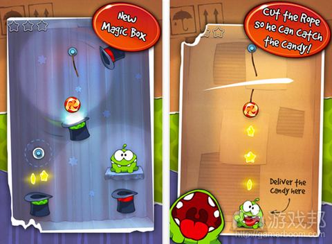 Cut The Rope from colourlovers.com