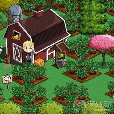 FarmVille(from geek)