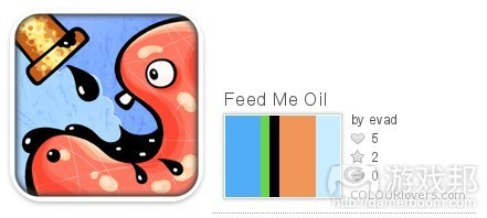 Feed Me Oil color from colourlovers.com