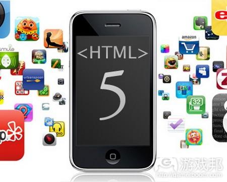 HTML5 Logo from de.appchina.com