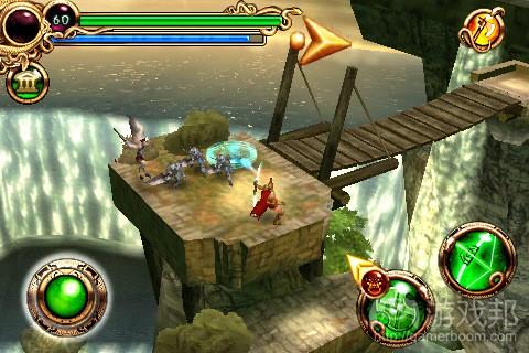 Hero of Sparta 2(from itunes.apple.com)