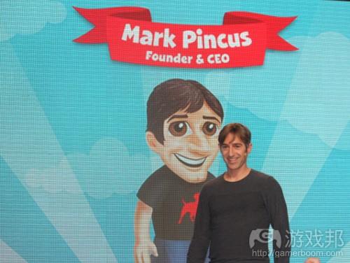Mark Pincus(from venturebeat)