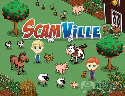 ScamVille(from mediapost.com)