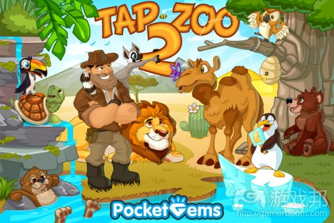 Tap Zoo2(from itunes.apple.com)
