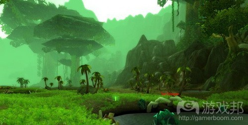 Ungoro Crater from colourlovers.com