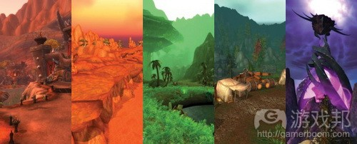 World of Warcraft color from colourlovers.com