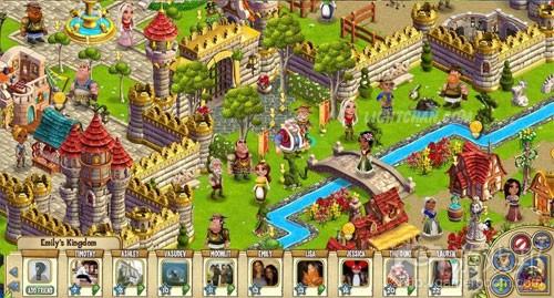 超越《farmville》,《模拟人生社交版》和《zynga poker》,成为dau