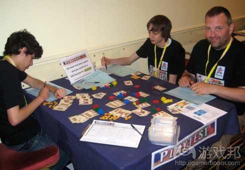 game playtest(from brettspiel.co.uk)