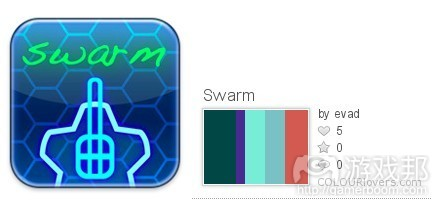 geoDefense Swarm color from colourlovers.com