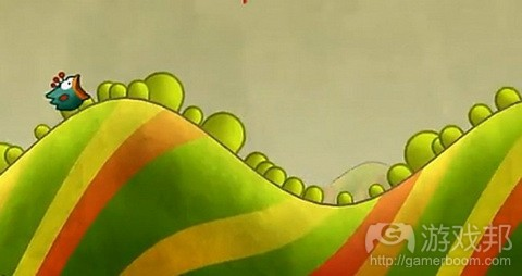 tiny wings android game from colourlovers.com