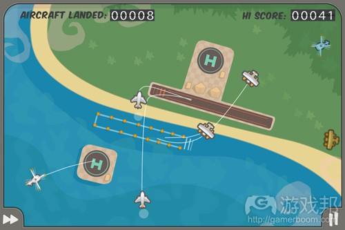 Flight Control(from industrygamers)