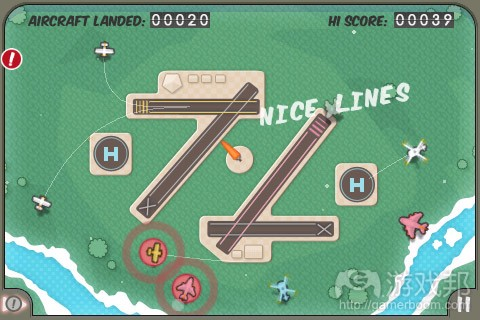 Flight Control(from toucharcade.com)