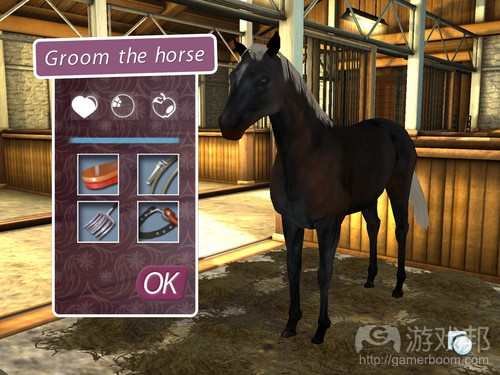 My Horse from blasteroids.com